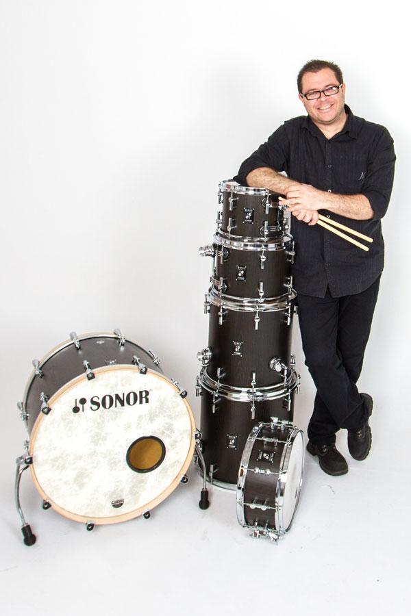 Danilo Guzmán - Baterista