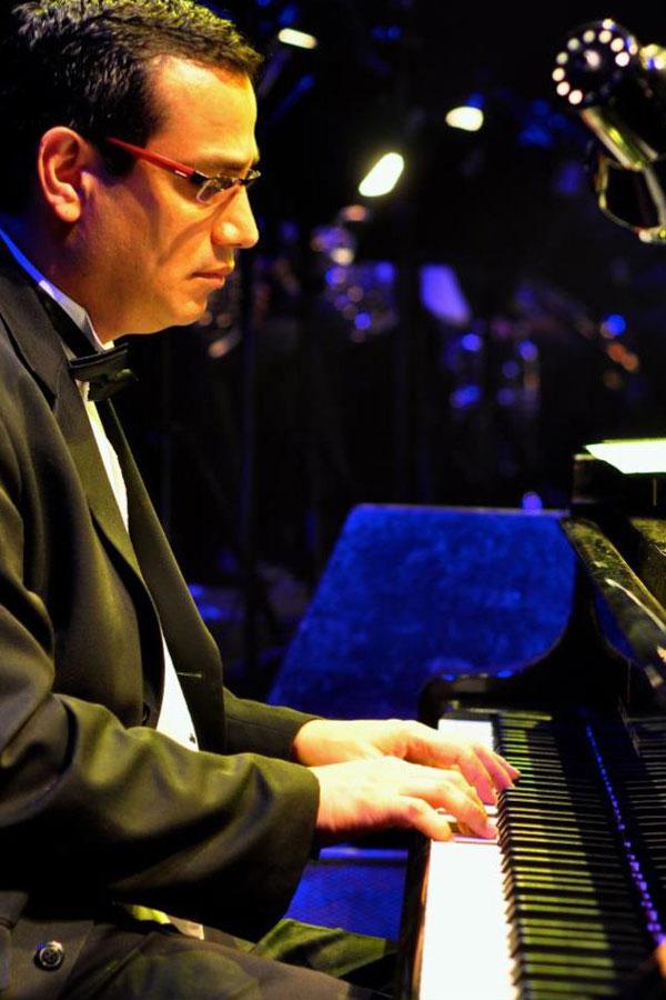 Glenn Núñez - Pianista